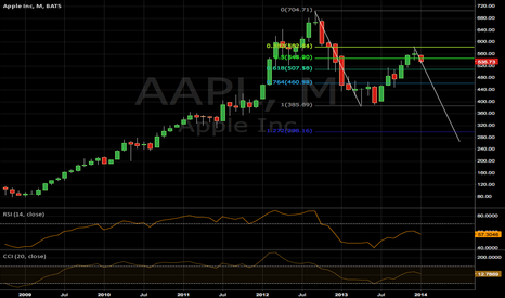 AAPL: 300 by the end of 2014