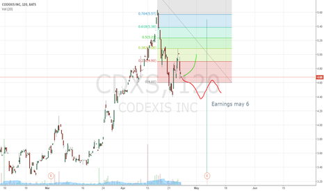 CDXS: Long before earnings