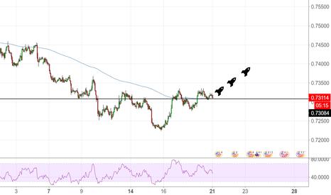 NZDUSD: NZDUSD trend trade.