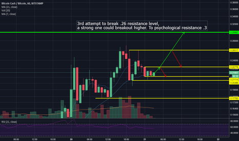 BCHBTC: BCH Future Breakout Opportunity