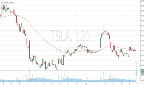 TSLA: Long TSLA