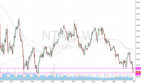 NTAP: Tappin lower