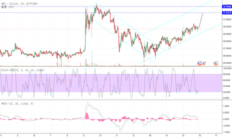 NEOUSD: Neo coin short term