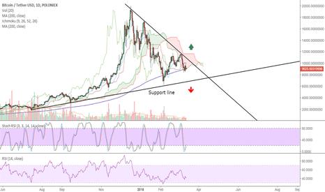 BTCUSDT: Bitcoin, are you a bull or a bear?