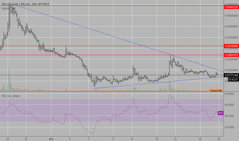 BTGBTC: Bitcoin Gold should rise... Buy it...