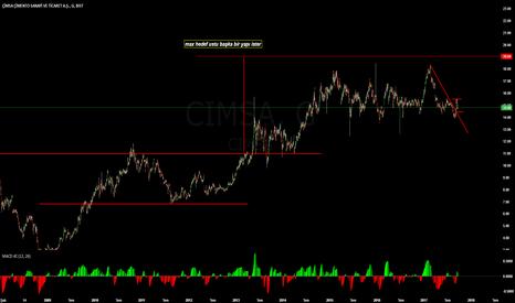 CIMSA: sadece olsun diye alınan bir mal