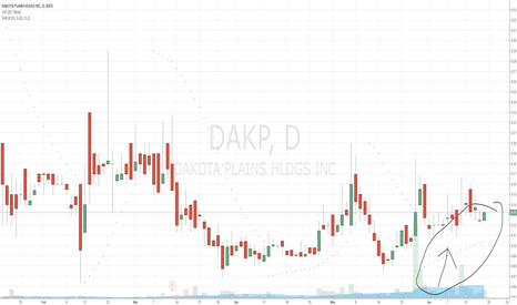 DAKP: Hold for the upward ride