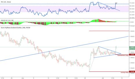 EURNZD: FIND YOUR LONG