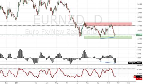 EURNZD: EUR/NZD D1 LONG