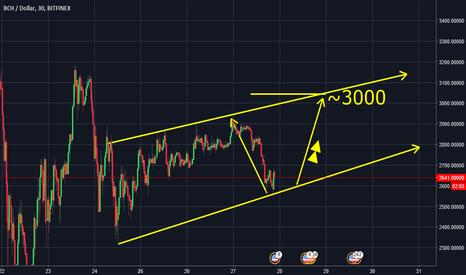 BCHUSD: BitcoinCash soon +3000