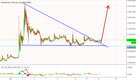 HUCBTC: $HUC - Time for buy