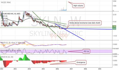 SKLN: Time to buy Skyline