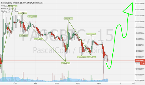 PASCBTC: TIme to shop