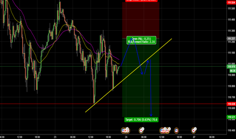 USDJPY: USD/JPY SHORT