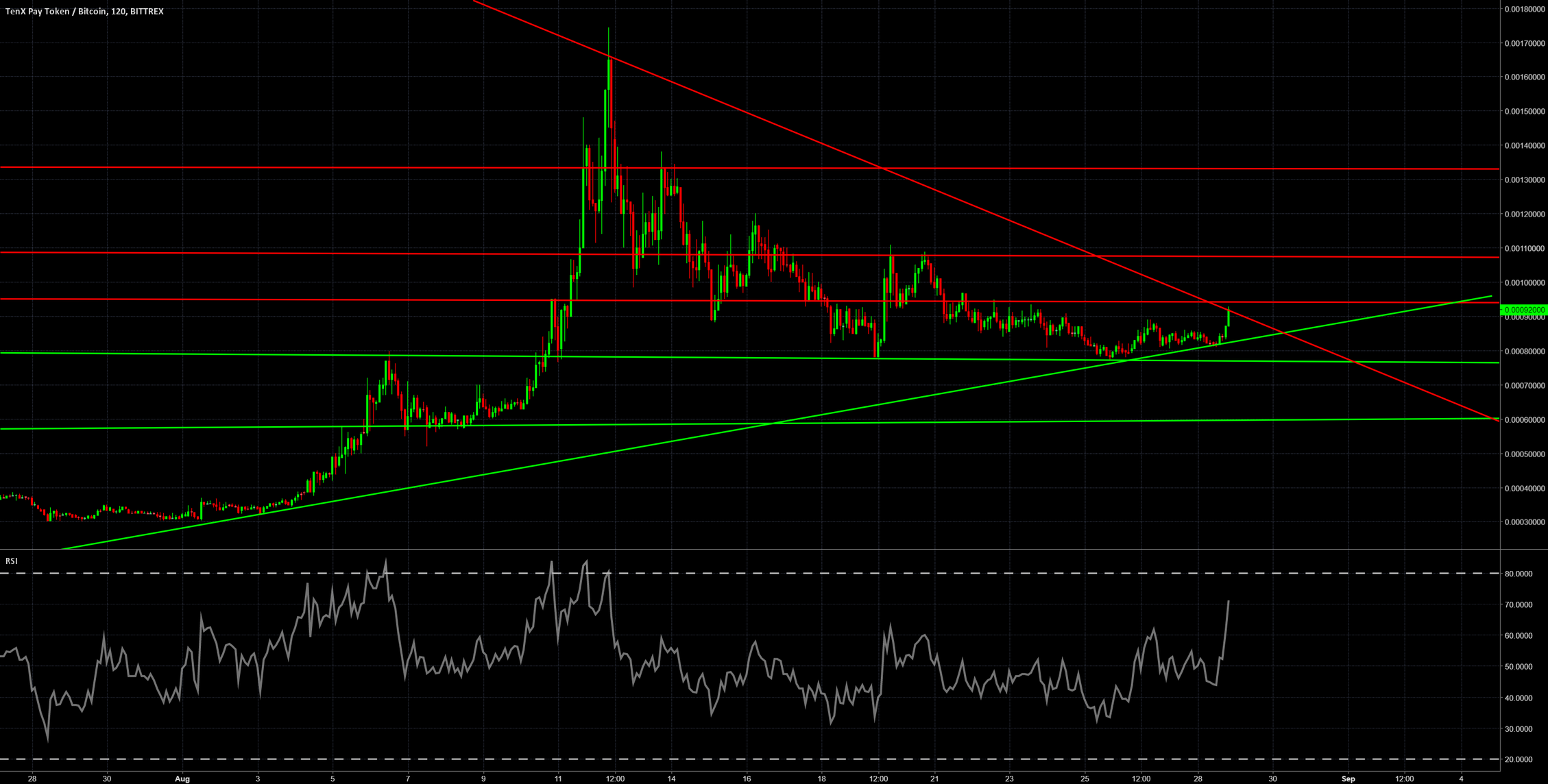 TenX (Pay) attacking Resistance