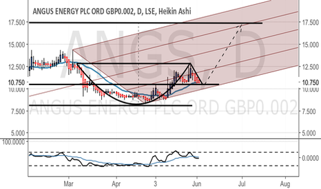 ANGS: ANGS cup & handle with great use of Fib levels