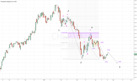 CHSP: I expect the beginning of the fifth wave.