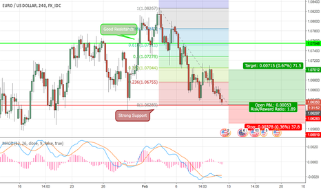 EURUSD: Short-Term Bear, Long-Term Bull