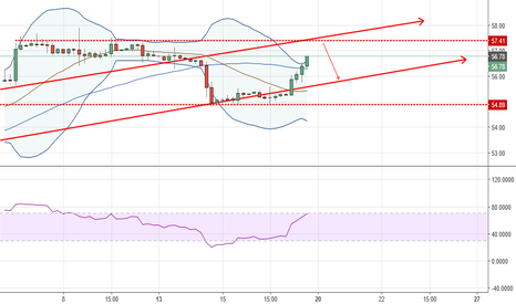 USOIL: Waiting for correction