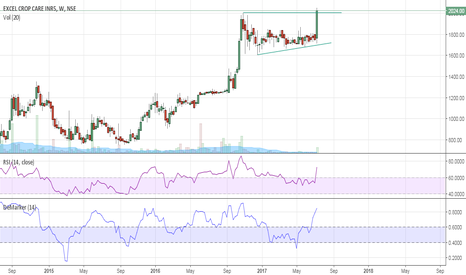 EXCELCROP: Good Breakout wit Volume