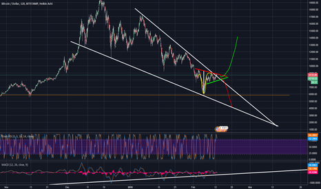 BTCUSD: Bitcoin - BTC Update - Running out of options
