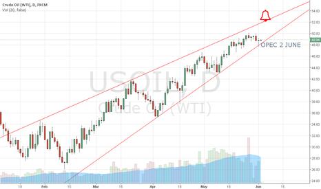 USOIL: USOIL: LONG 48.93$ +3.5$ (OPEC 2 june)