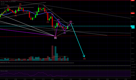 BTCUSD: BTC - My last 4 predictions have been accurate, another Flag?