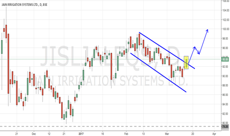 JISLJALEQS: Jain Irrigation - Channel Breakout