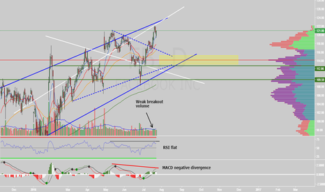 FB: $FB - The thumbs are pointing downward