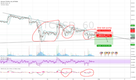 BTCUSD: Bitcoin: Partly Cloudy and a chance of Doom