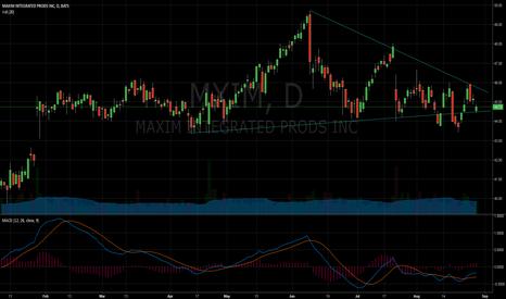 MXIM: wedge down