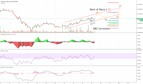 OMGBTC: OMG/BTC correction done?