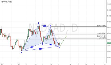 NZDCAD: nzd cad garthly long position