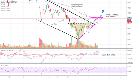 BTCUSD: WOOW! Great news BTC-holders!