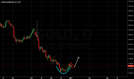 GOLD: Gold Cup and Handle