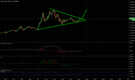 BCHBTC: Breakout test incoming