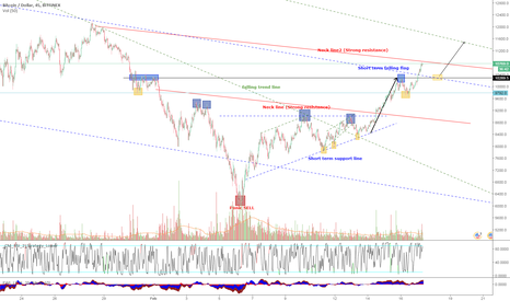 BTCUSD: Beatcoin downturn is over.