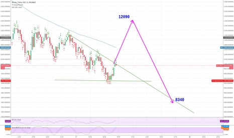 BTCUSDT: BTC may try for 12090
