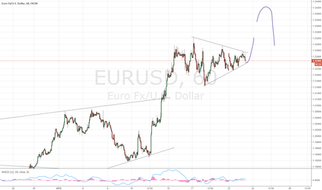 EURUSD: The final blow