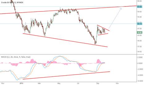 CL1!: US crude positive