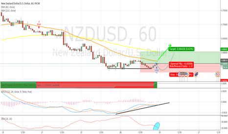 NZDUSD: NZDUSD ANN Strategy and ADX/MACD Strategy