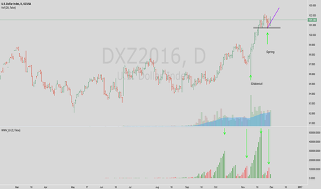 DXZ2016: USD(DX) goes North