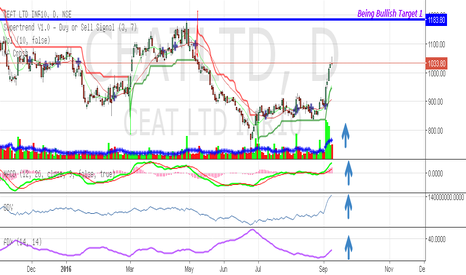 CEATLTD: CEAT Being Bullish
