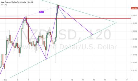 NZDUSD: NZD/USD Correction