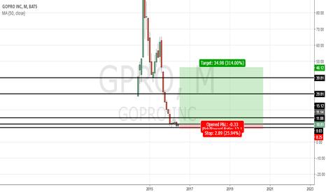 GPRO: GOPRO WATCH LONG POSITION