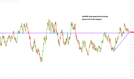 AUDNZD: AUDNZD Long opportunity next week