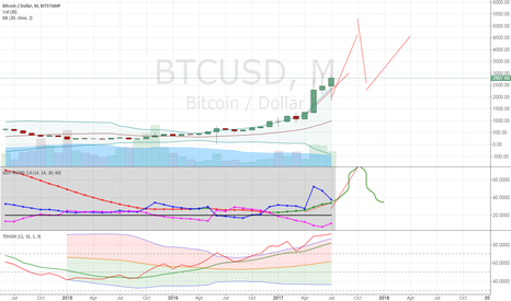 BTCUSD: It's not the top yet