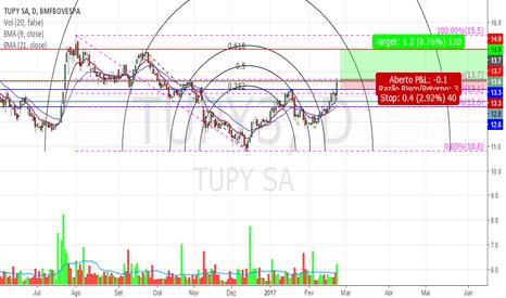 TUPY3: TUPY3