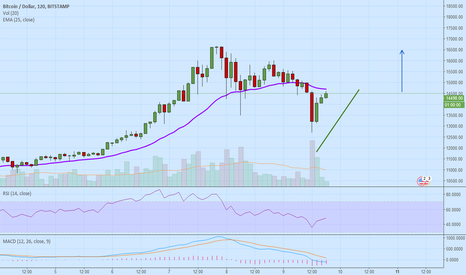 BTCUSD: Bitcoin Trend Reversal? ATH? (What happens to our ALT trades?)