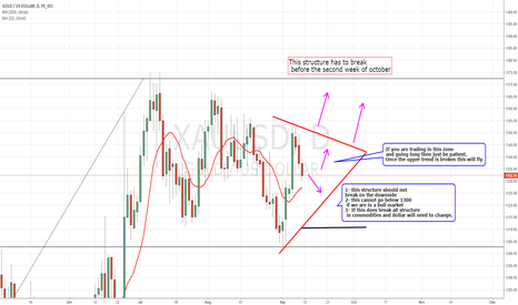 XAUUSD: Gold is in the bull market